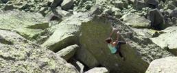 Boulder en Salamanca