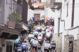 Ciclismo en Sierra de Béjar